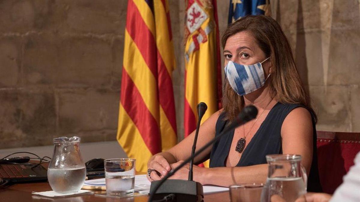 Nuevas restricciones en Baleares tras el récord de contagios: prohíbe las reuniones sociales de más de 10 personas e impone la mascarilla obligatoria