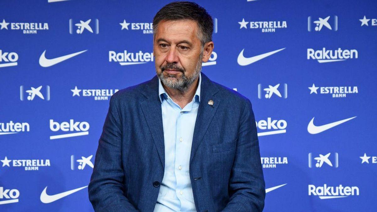 Bartomeu no puede dimitir porque perdería una buena parte de su patrimonio al no cuadrar las cuentas del Barça