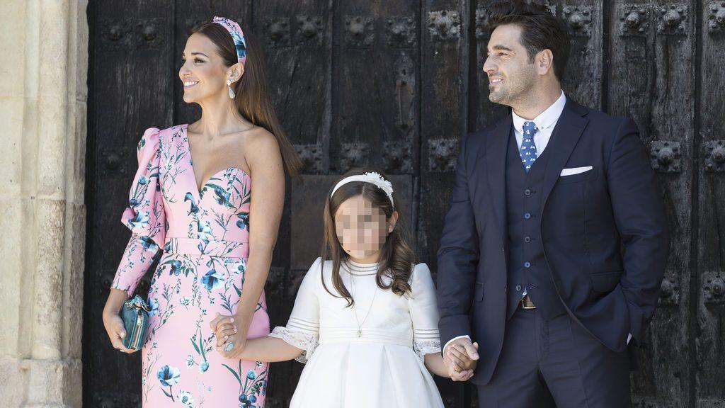 Así es Daniella Bustamante, la hija de David y Paula.