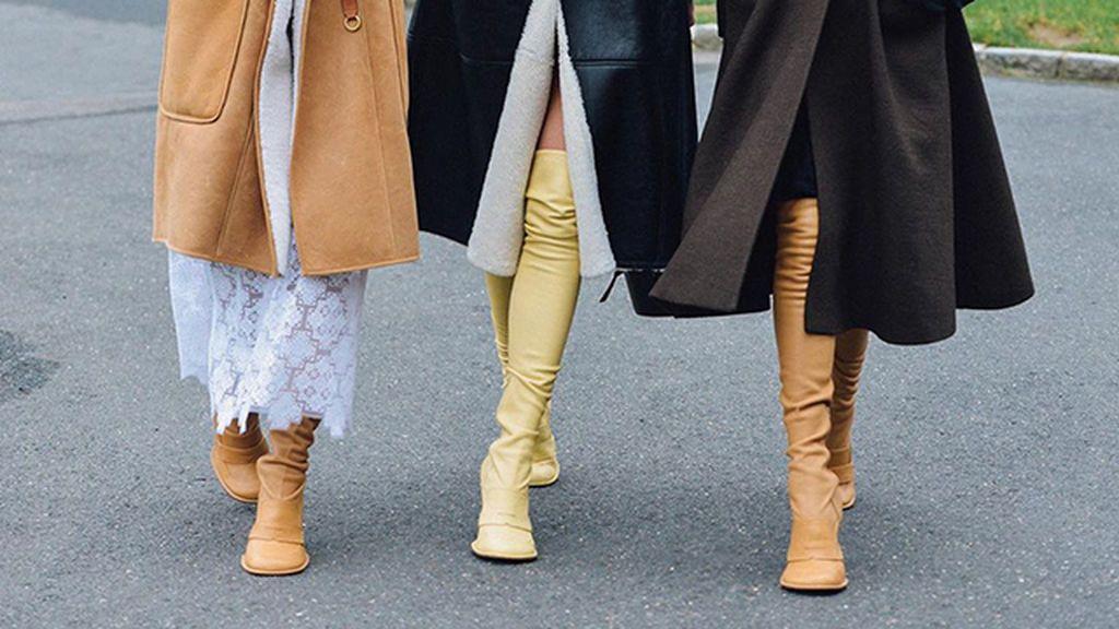 Tendencias en zapatos: así será la moda en los pies este otoño
