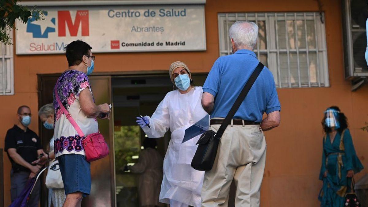 Madrid vuelve a duplicar los casos de coronavirus con 1.289 en el último día