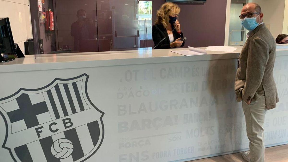Inician los trámites para conseguir una moción de censura contra Bartomeu tras el adiós de Messi