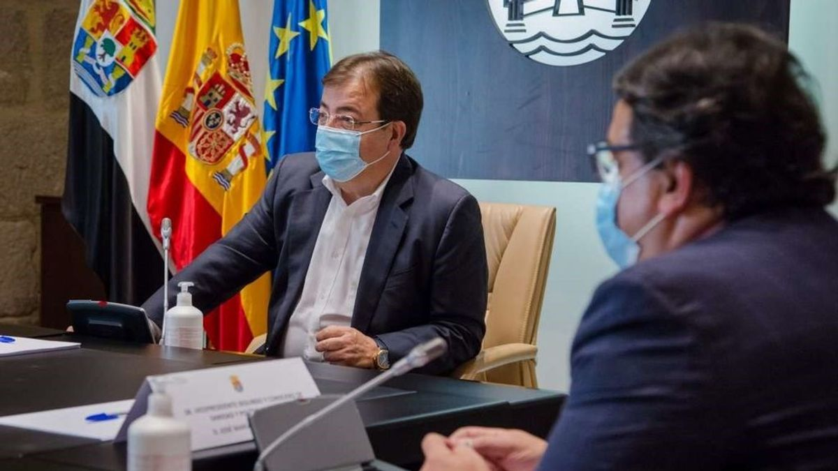 Extremadura decreta el aislamiento social en Alía y el cierre de prostíbulos