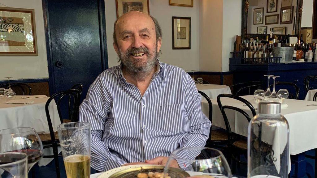 Lorenzo Díaz, el vino con acento de radio