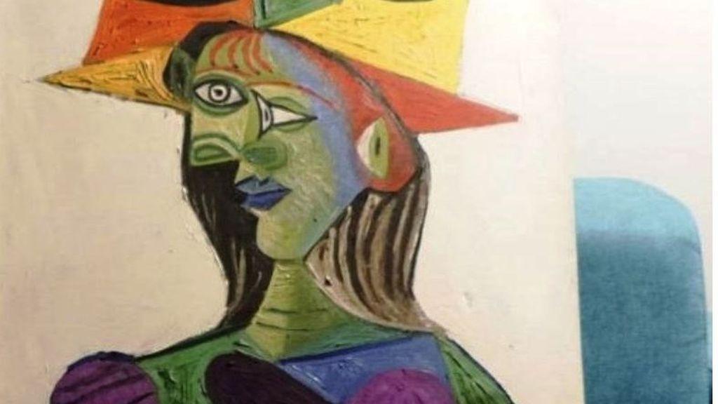 18 meses de prisión para el joven que dañó un cuadro de Picasso en el Tate Modern