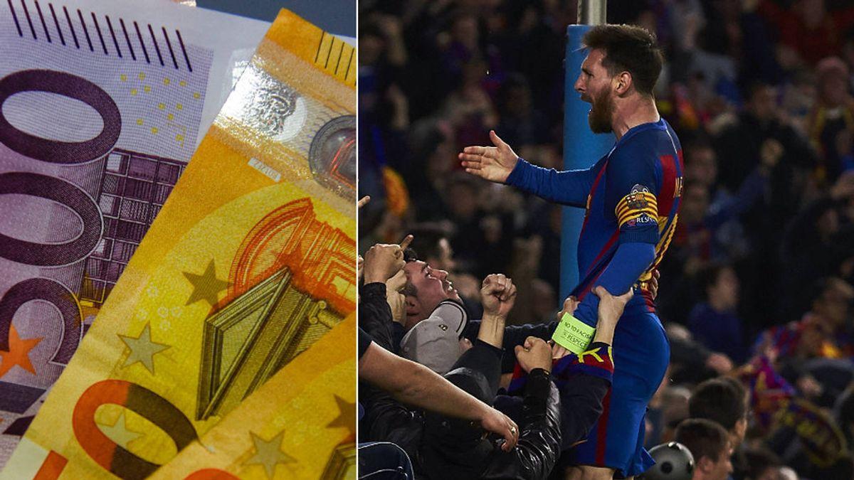 El impacto económico que supone la salida de Messi para el Barça, la Liga y para España