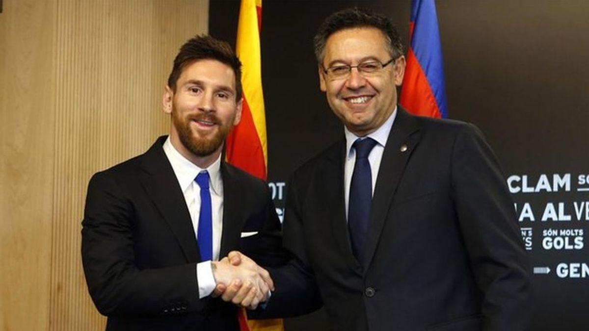 Messi lo deja claro: no quiere reunirse con Bartomeu y pide salir cuanto antes al City