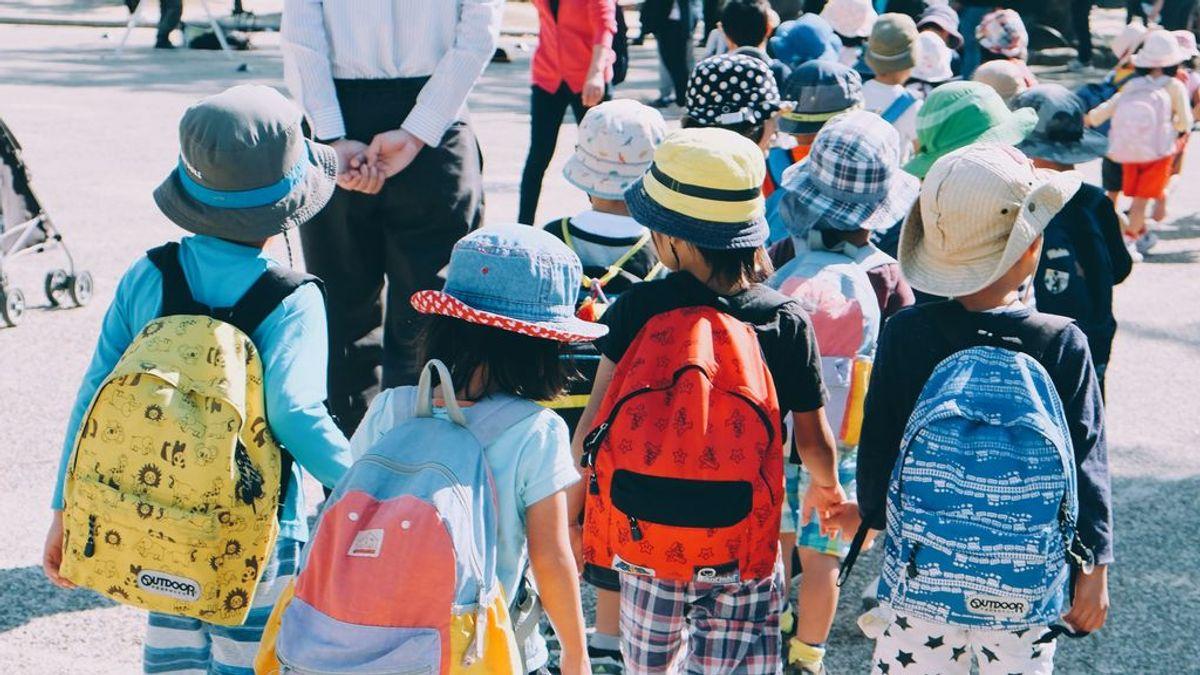 Polémica vuelta a las aulas: dinos si vas a llevar a tu hijo al colegio