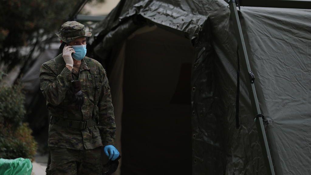 """Rastreador militar: """"Lo difícil es transmitir confianza por teléfono"""""""