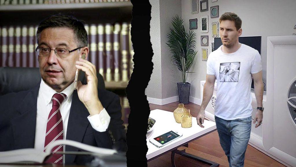 Telefono Messi Bartomeu