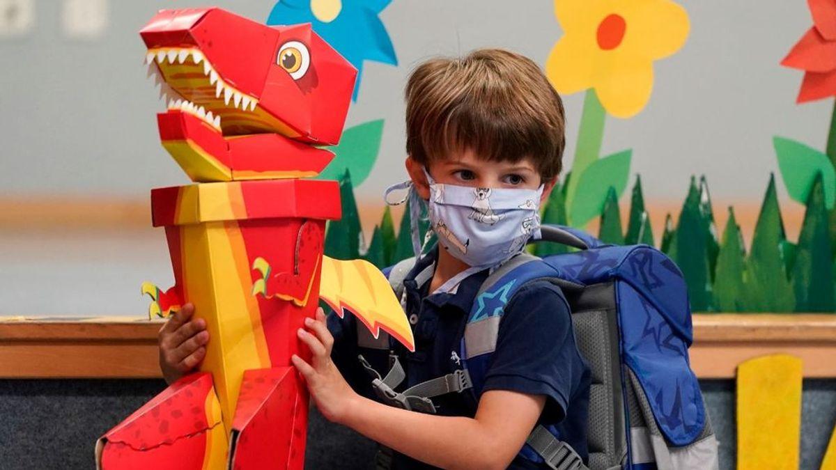 """La OMS asume un inminente """"y gran aumento"""" de casos de coronavirus por el inicio de las clases"""