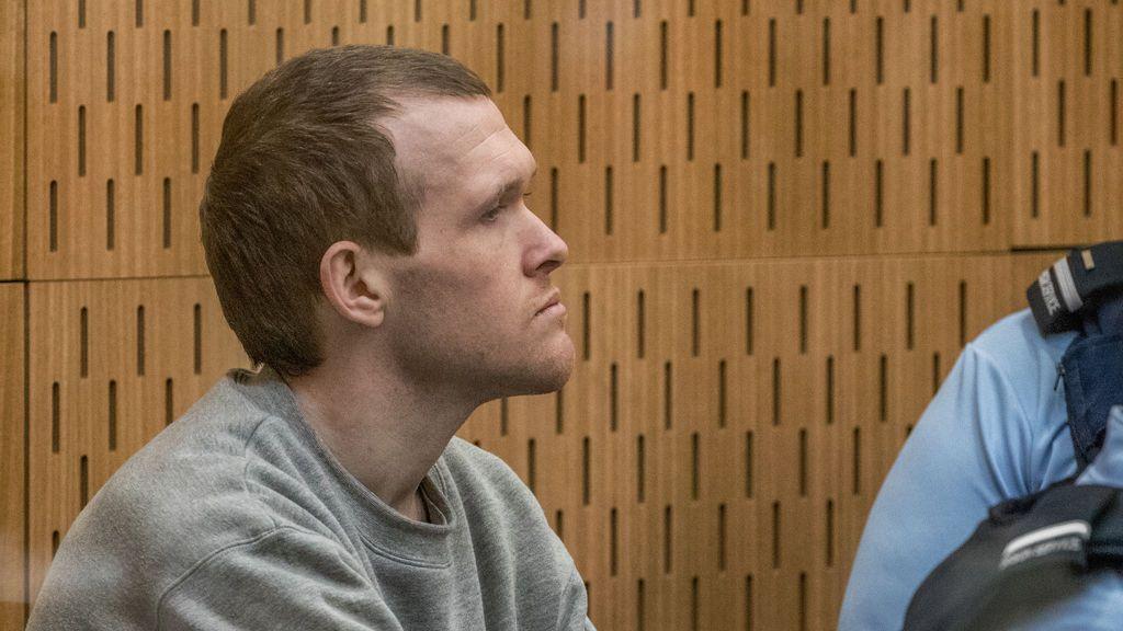 Cadena perpetua para el autor de la matanza de Christchurch