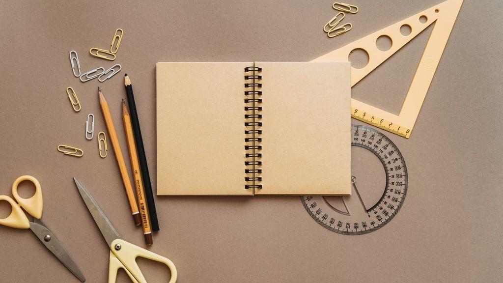 Se puede ahorrar en material escolar siguiendo unas estrategias de ahorro.