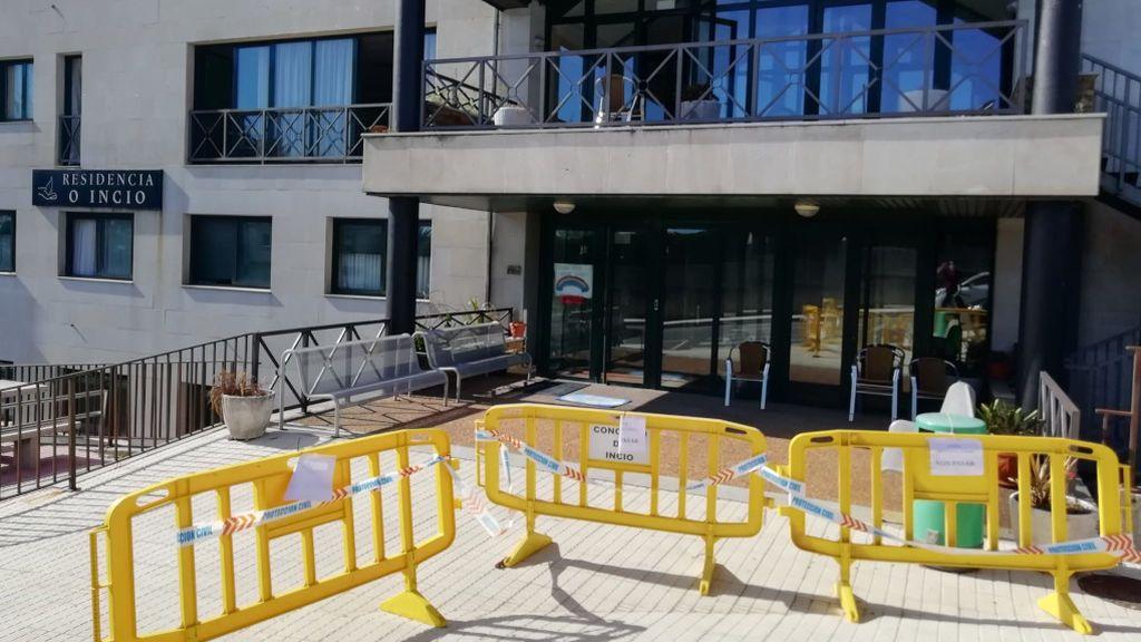 7 de cada 10 internos de la residencia de mayores de O Incio (Lugo) están contagiados