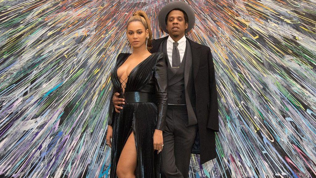 Beyonce y Jay Z: su historia de amor.