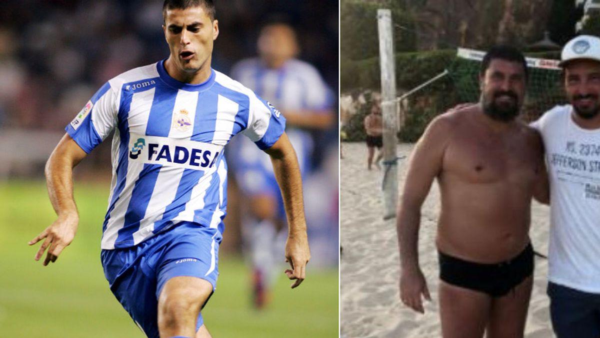 El cambio físico de Diego Tristán a sus 44 años posando en una playa que asombra a sus seguidores