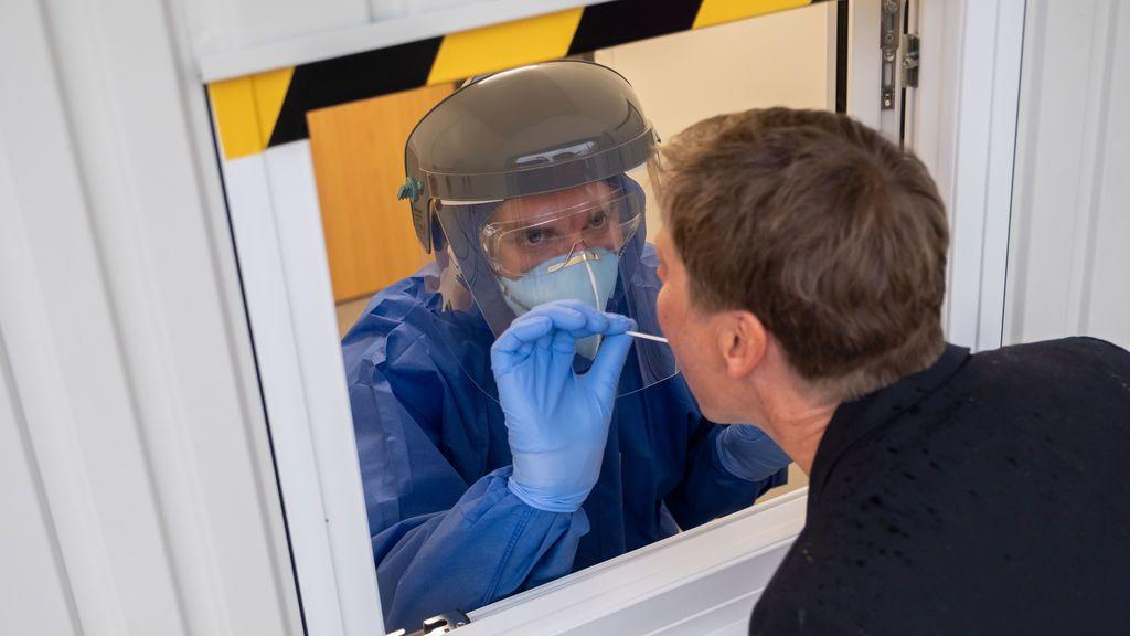EEUU autoriza la comercialización de un test rápido para detectar Covid-19 que costará 5 dólares