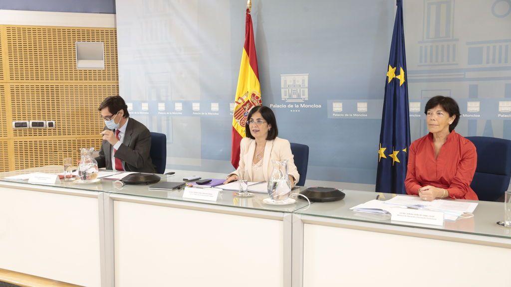 EuropaPress_3288831_d-i_ministra_educacion_formacion_profesional_isabel_celaa_ministra_politica