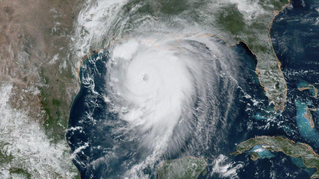 Los astronautas ven el huracán Laura: cómo ayuda al pronóstico la observación espacial