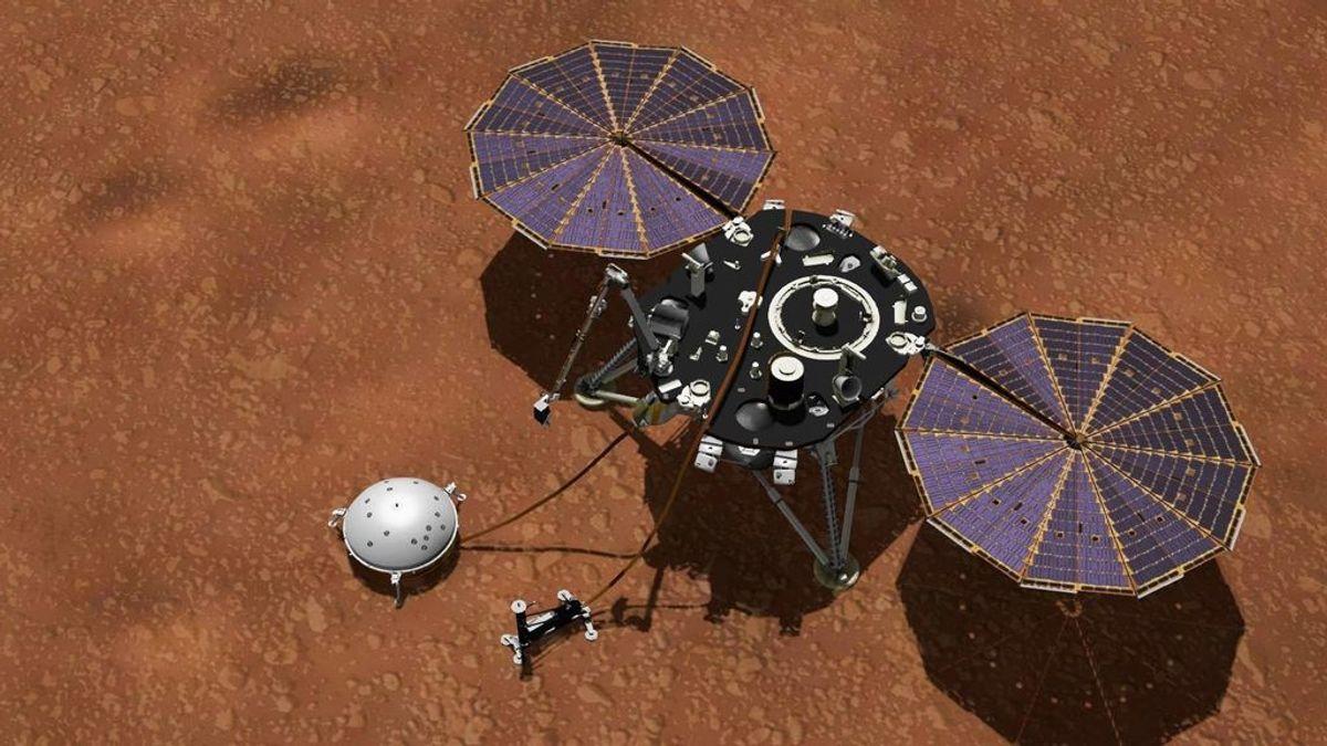 Houston, tenemos un problema: apagón en el módulo de la Nasa en Marte