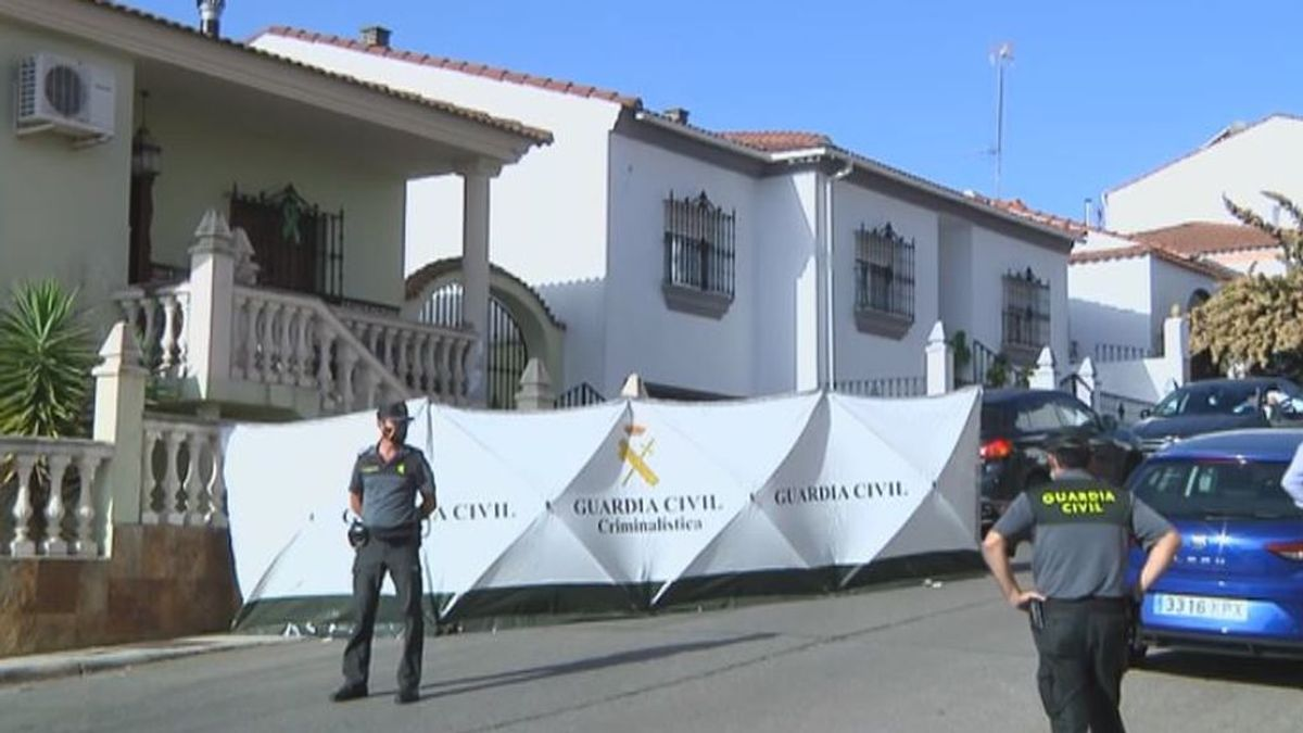 Reconstrucción de la Guardia Civil de la noche que desapareció Manuela Chavero