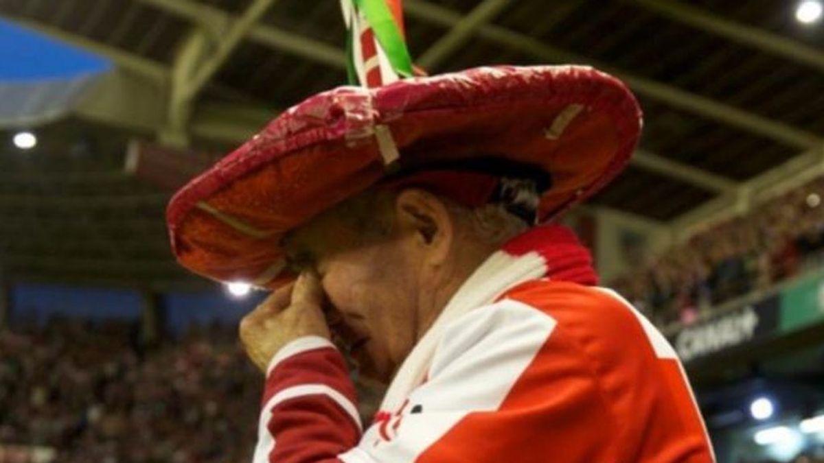 El Athletic llora la pérdida de Jesús Arrizabalaga, más conocido como 'La Txapela del Athletic'