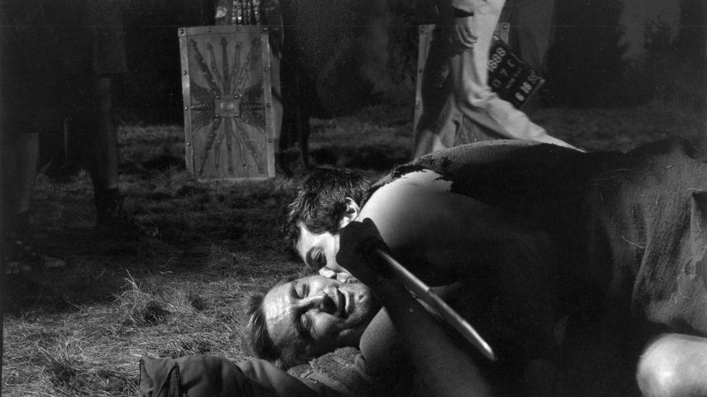 Kirk Douglas y Tony Curtis