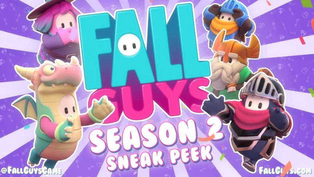 Fall Guys Temporada 2