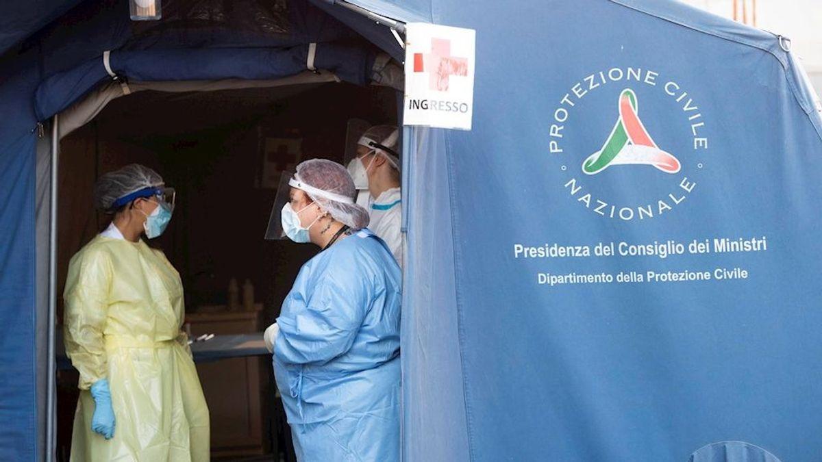 Italia registra 1.462 nuevos casos, nuevo máximo de contagios diarios desde principios de mayo