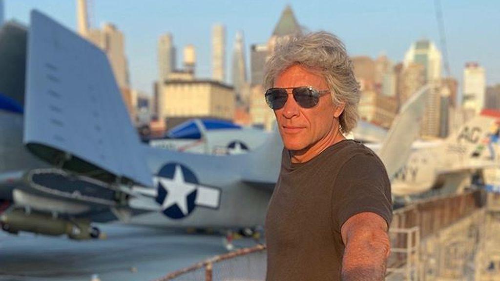 """Bon Jovi recorre Nueva York con un mensaje esperanzador: """"haz lo que puedas"""""""