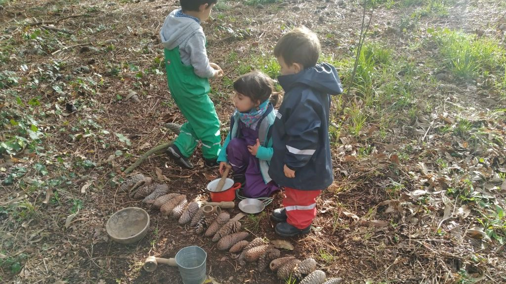 Escuelas en la naturaleza: una opción para una vuelta al cole más segura