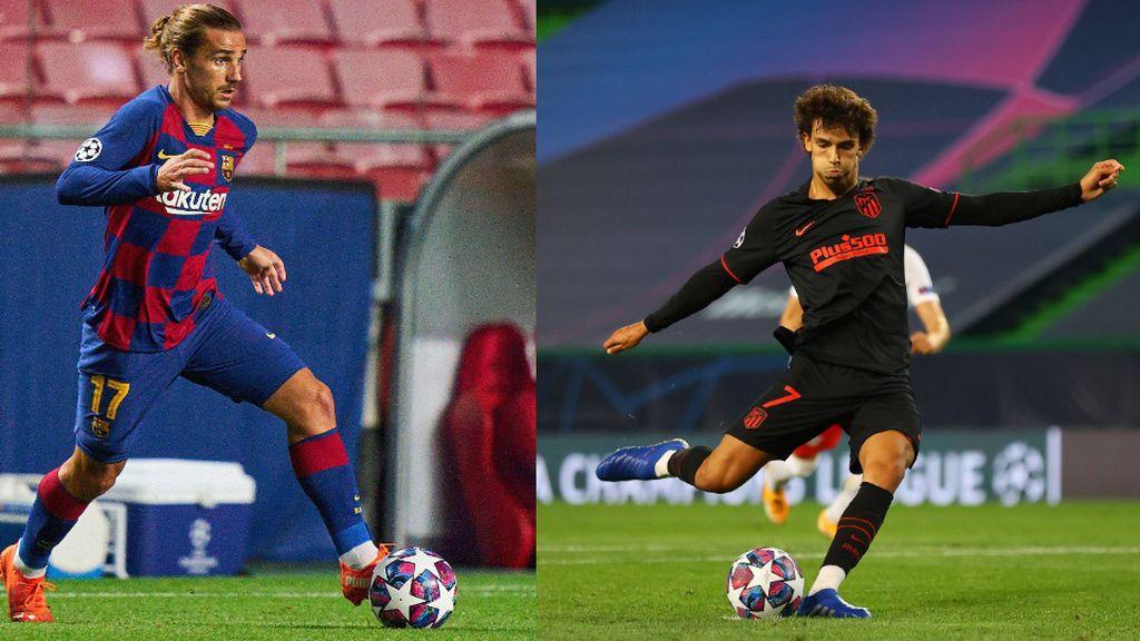 Bartomeu propuso al Atlético intercambiar a Joao Félix por Griezmann para intentar cuadrar las cuentas del Barça