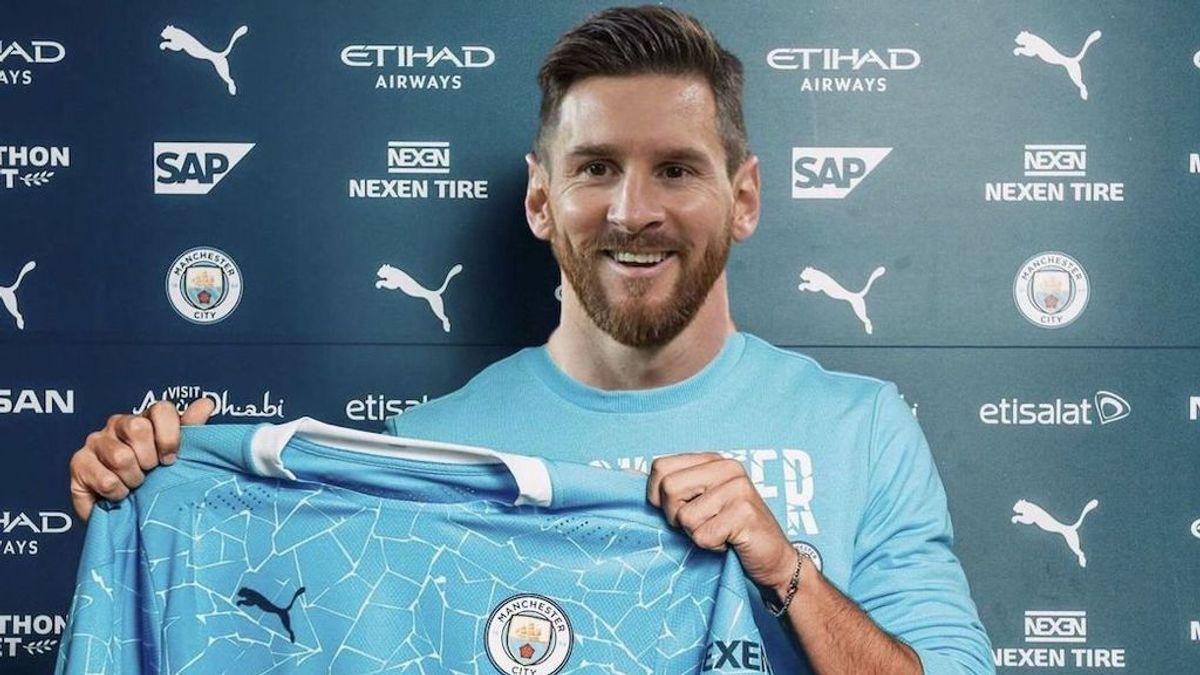 """El aviso del City a Messi y la respuesta del argentino: """"No volveré a vestir la camiseta del Barça"""""""
