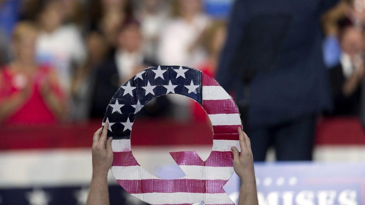 QAnon: la peligrosa teoría de la conspiración encuentra cobijo entre las bases del Partido Republicano