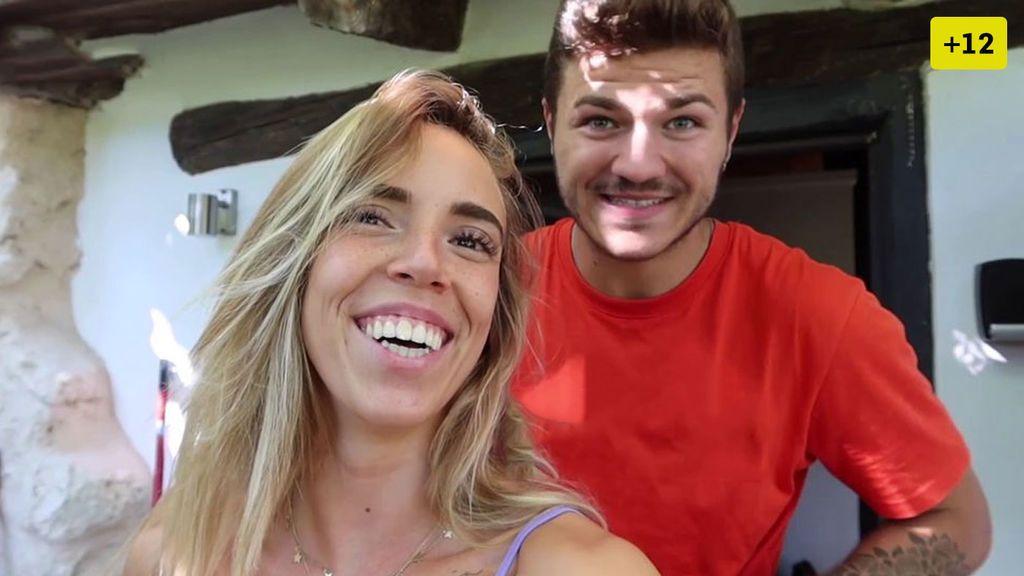 Danna Ponce sorprende a Víctor con una escapada a un hotel-cueva de lujo por su cumpleaños (1/2)
