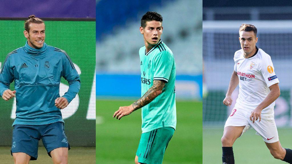 El Real Madrid sigue buscando salida a siete jugadores en el mercado