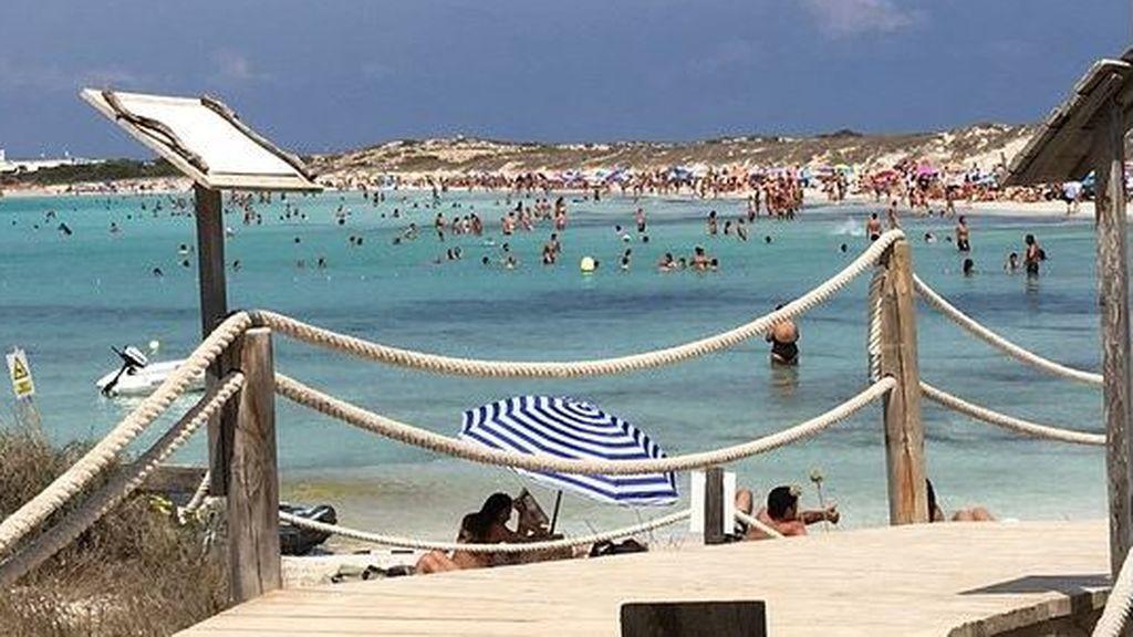 Detienen a un empresario de Formentera por tener trabajando a cinco de sus empleados positivos en Covid-19