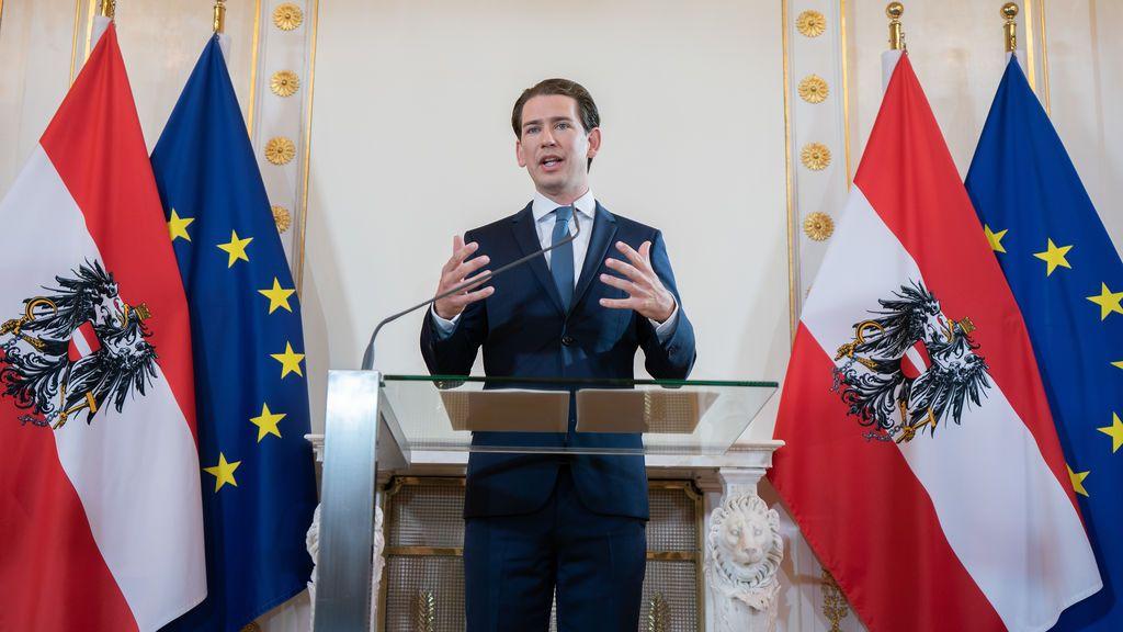 """Austria calcula que volverá a la""""normalidad habitual"""" el próximo verano"""