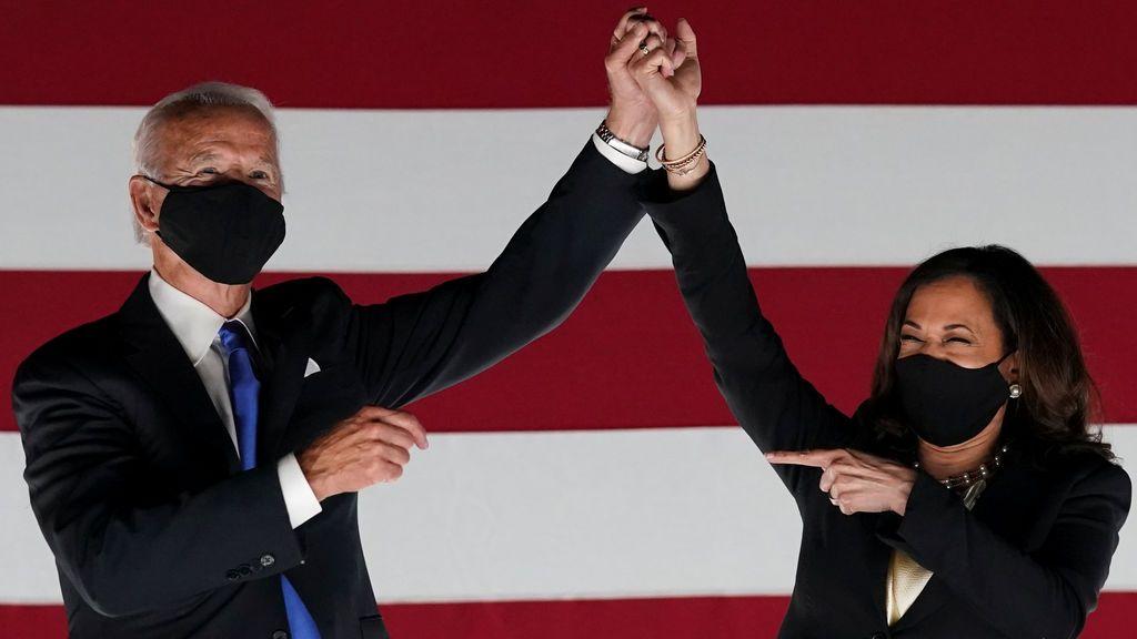 """Biden acusa a Trump de """"alentar la violencia"""" en el marco de las protestas contra el racismo"""