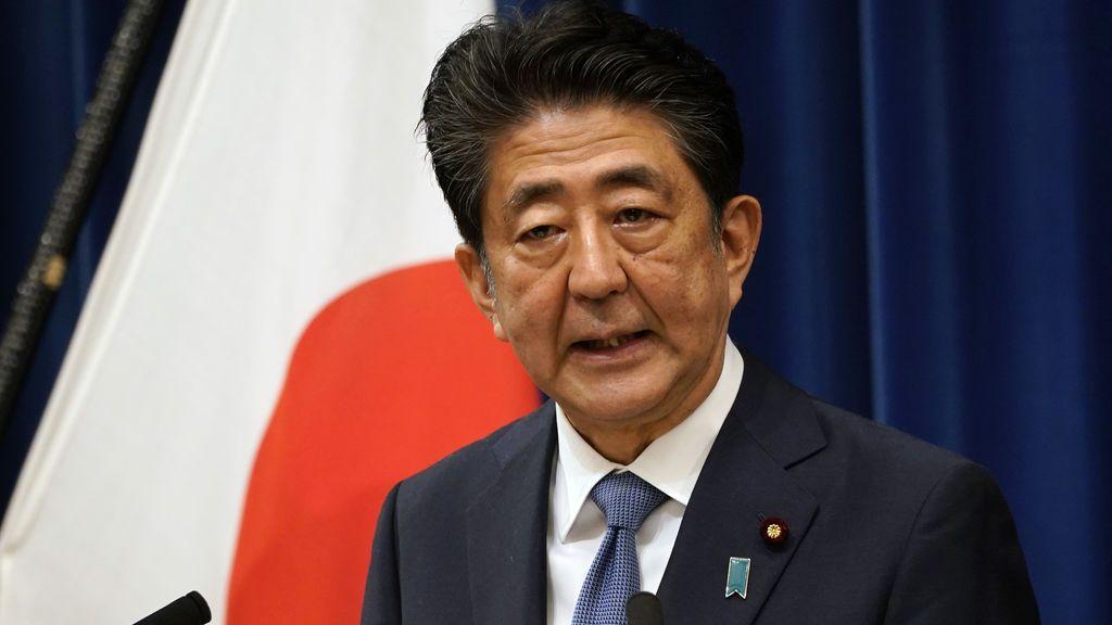 El primer ministro japonés, Shinzo Abe, renuncia al cargo por problemas de salud