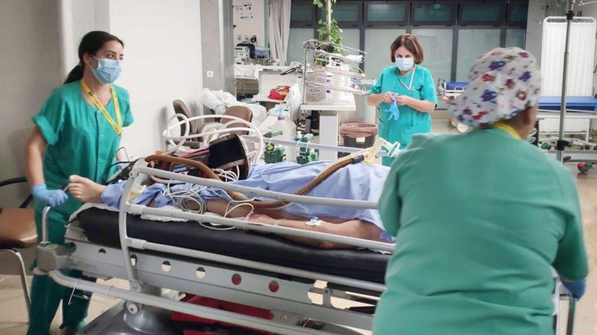 España supera los 29.000 muertos con los contagios al alza en Madrid y País Vasco
