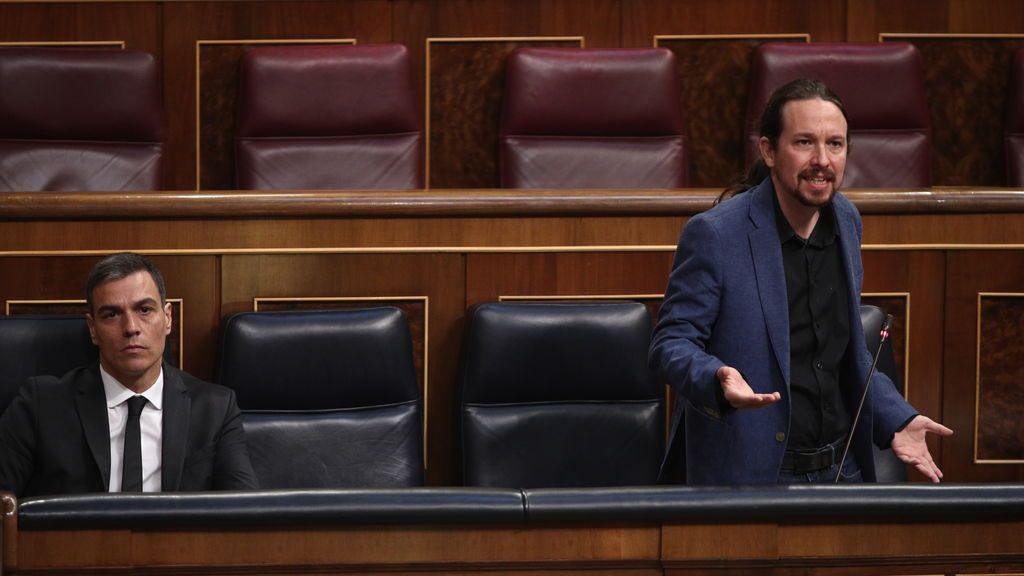 Sánchez dispuesto a hacer renuncias para lograr unos Presupuestos mientras Podemos veta a Ciudadanos
