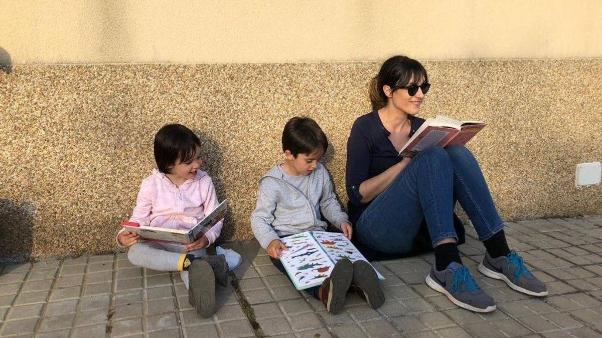 """Ángeles Guisado, portavoz del movimiento #QueremosVolver: """"Nos duele que la educación de nuestros hijos  no sea prioritario"""""""