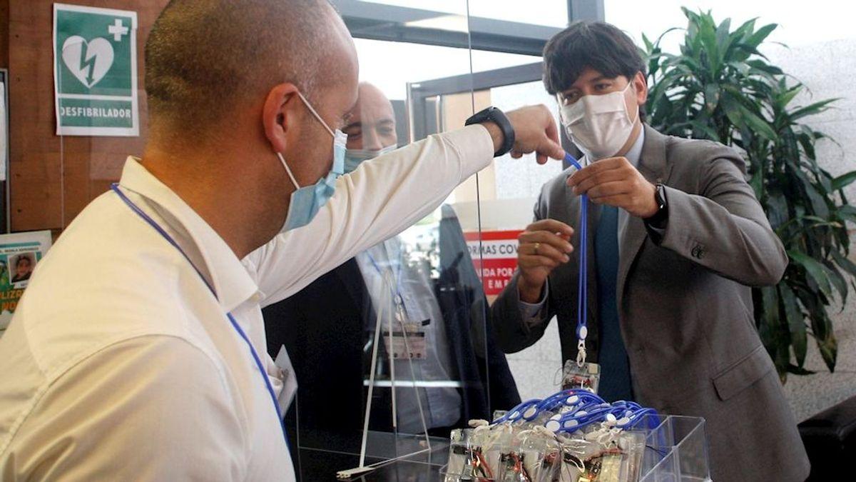 Asturias inicia la producción de un chip de rastreo de contactos de infectados de Covid-19