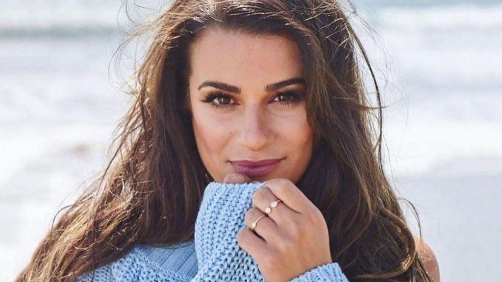 """Lea Michele da a luz a su primera hija y la presenta: """"Siempre estaré agradecida por esta bendición"""""""