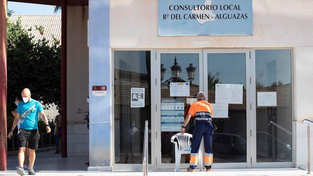 Aumentan los contagios diarios en Murcia, con 344 nuevos casos