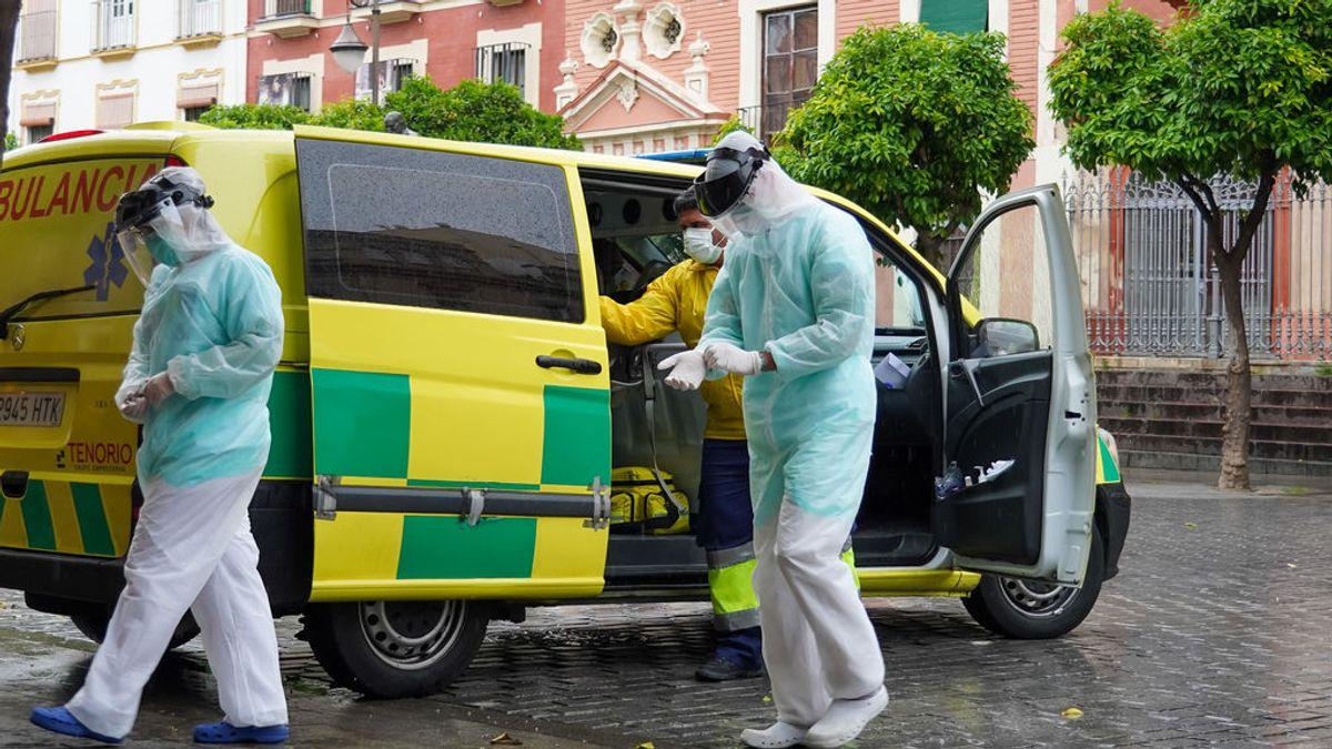 Andalucía alcanza las 1.500 muertes de coronavirus al registrar cinco en las 24 horas