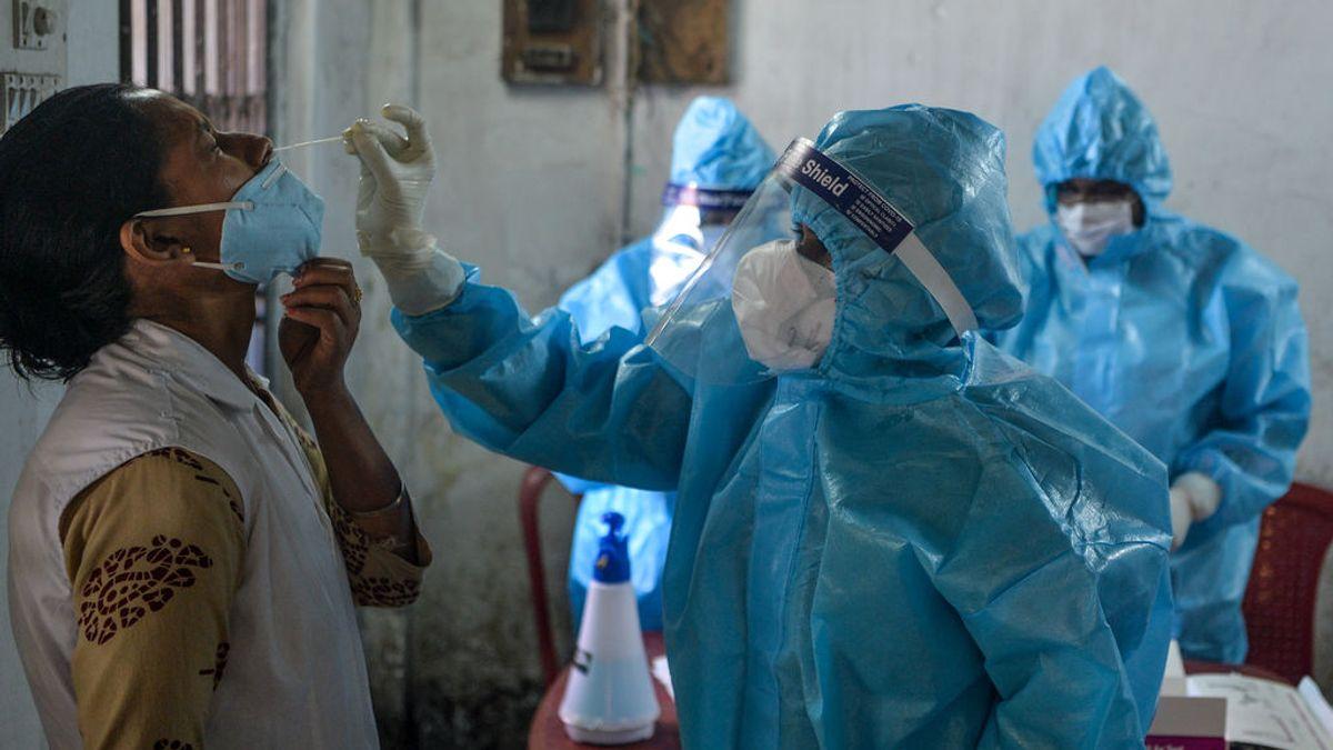 La pandemia de coronavirus supera los 25 millones de contagios