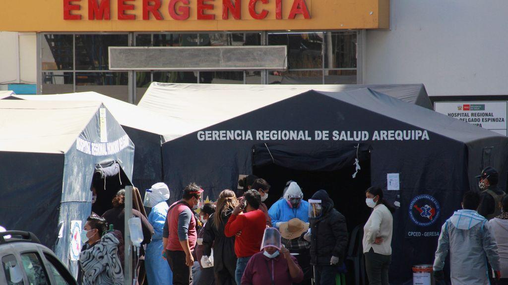 En 10 minutos se inscriben 3.000 voluntarios para pruebas de vacunas en Perú