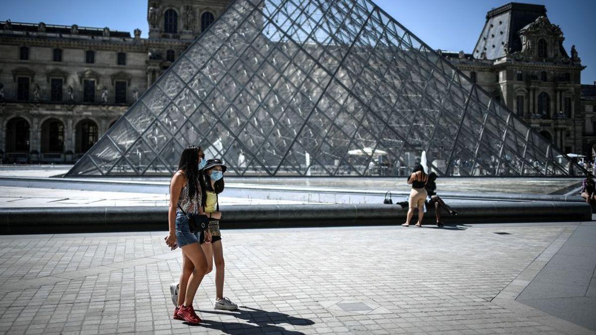 Continúa el aumento de casos de COVID-19 en Francia, con 5.413 más en un día